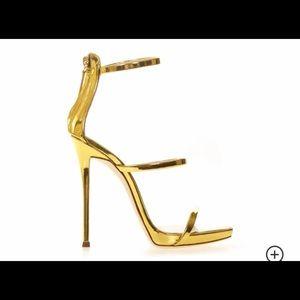 Guiseppe Zanotti - Harmony Sandal - Gold